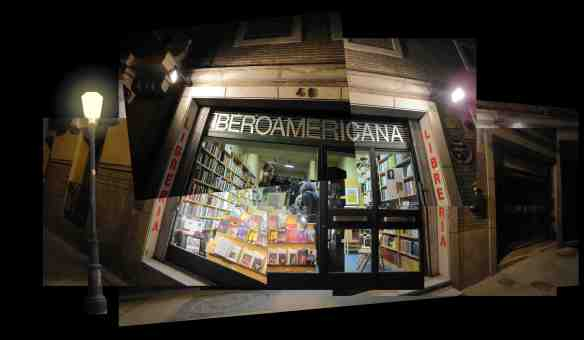 Librería Iberoamericana en Huertas, 40