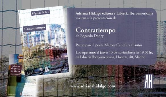 invitacion Contratiempo B