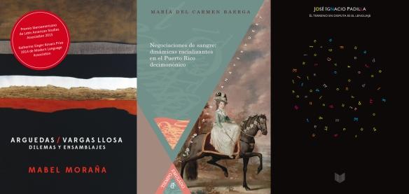 Tres presentaciones  - Iberoamericana en LASA
