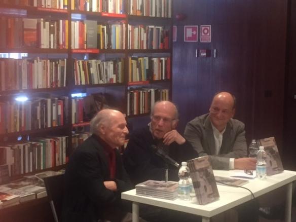 Antonio López, Julio López y Gustavo Martín Garzo