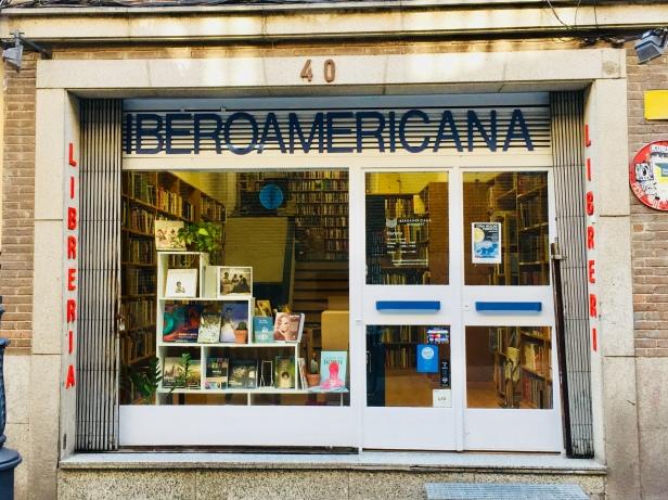 Librería Iberoamericana